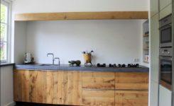keuken robuust hout