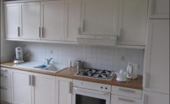 oude keuken verwijderen